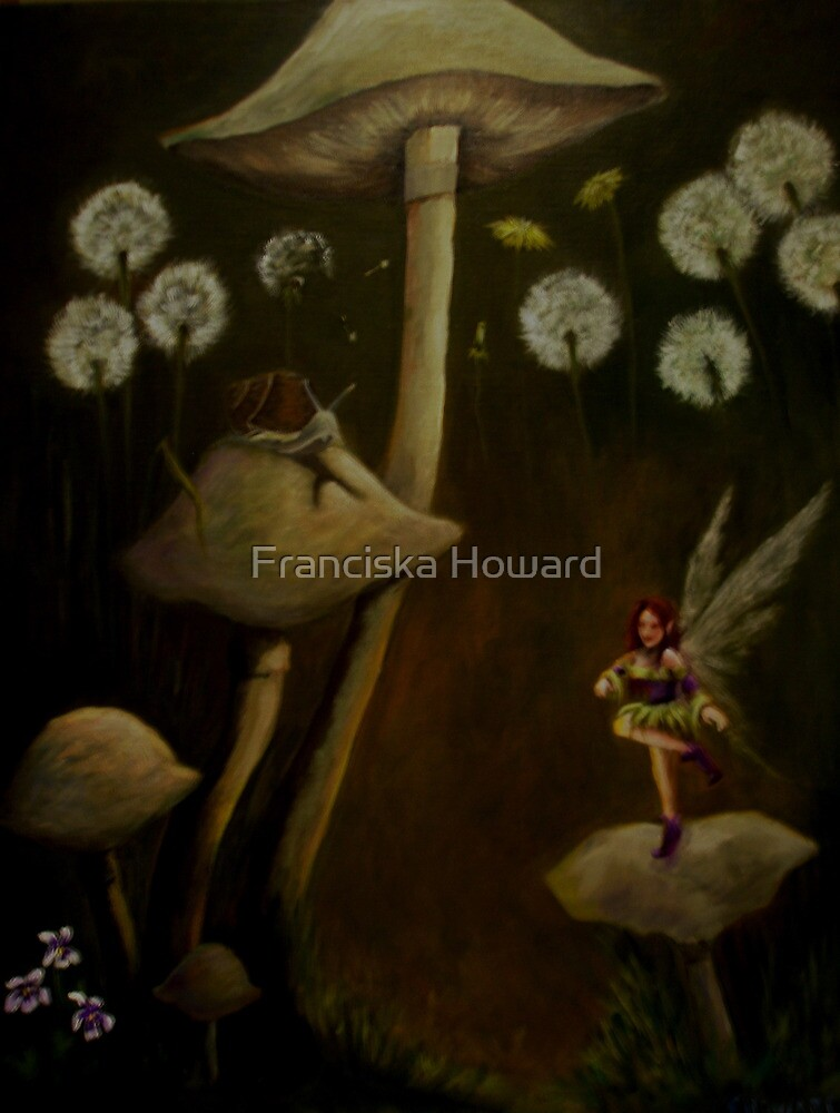 Fairy Magic by Franciska Howard