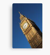 Big Ben - London - England Canvas Print