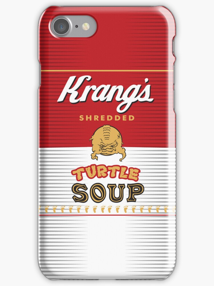 Krang's Shredded Turtle Soup by kgullholmen