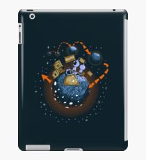 Intergalactic Hitchhikers iPad Case/Skin