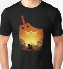 A hero's destiny Unisex T-Shirt