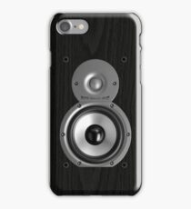 SPEAKER IPHONE CASE 1 iPhone Case/Skin
