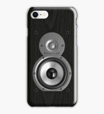 SPEAKER IPHONE CASE 1 iPhone Case/Skin
