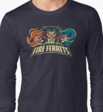 Fire Ferrets! Long Sleeve T-Shirt