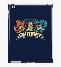 Fire Ferrets! iPad Case/Skin
