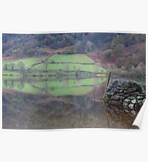 Rydal Reflections Poster