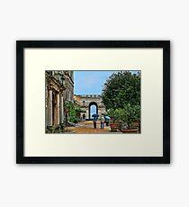 Italian Architechture Framed Print
