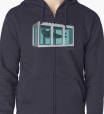 Hirst's Shark Tank Zipped Hoodie