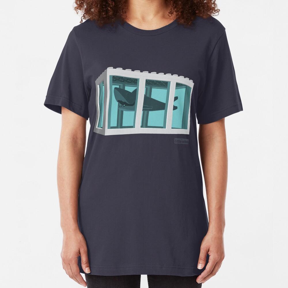 Hirst's Shark Tank Slim Fit T-Shirt