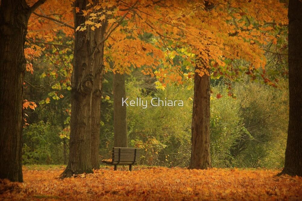 Autumn Invite by Kelly Chiara