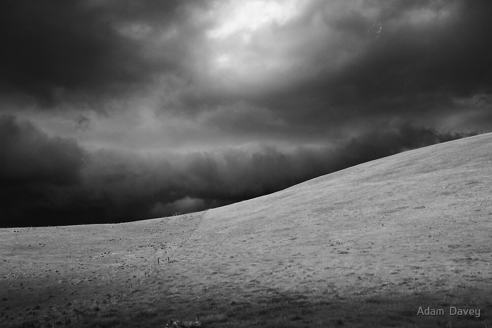 Cloud Season by Adam  Davey