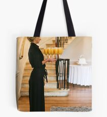 Time for the party to begin Tote Bag