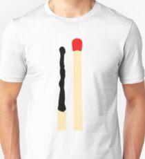 Matchsticks Unisex T-Shirt
