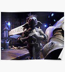 Elf Armour - Studio Tours Poster