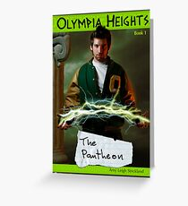 Olympia Heights: The Pantheon Greeting Card