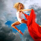 Dancer in the Sky n.6 by Carnisch