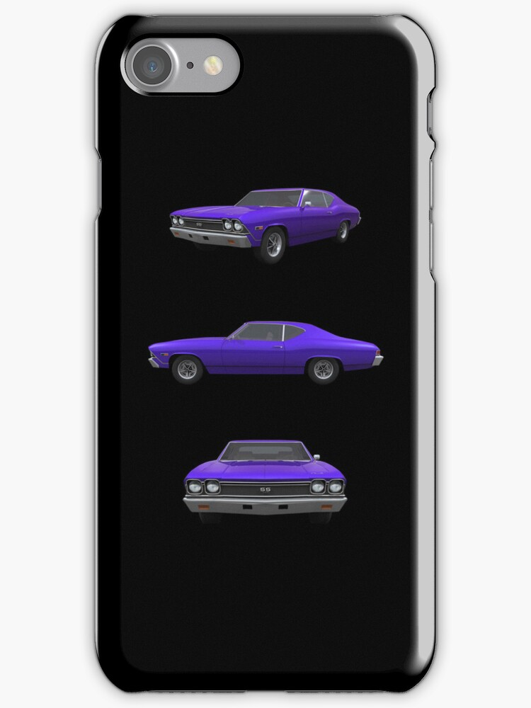 Purple 1968 Chevelle SS by bradyarnold