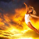 Dancer in the Sky n.8 by Carnisch