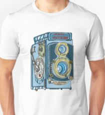 Minolta Illustrated T-Shirt Unisex T-Shirt