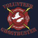 Volunteer Ghostbuster (Clean) by uncmfrtbleyeti