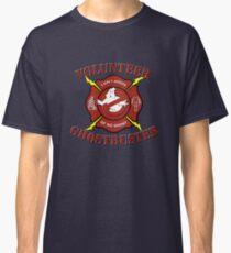 Volunteer Ghostbuster (Clean) Classic T-Shirt
