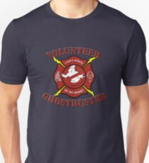 Volunteer Ghostbuster (Clean) T-Shirt