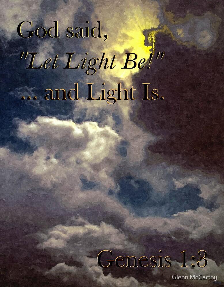 God Said... by Glenn McCarthy