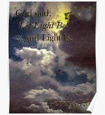 God Said... Poster