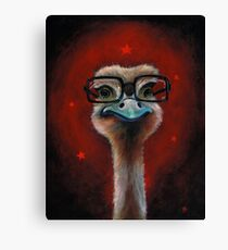 Ostracised Optometrist Canvas Print