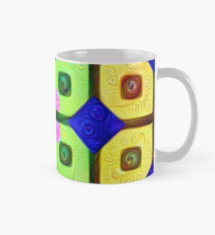 #DeepDream Color Squares Visual Areas 5x5K v1448352654 Mug