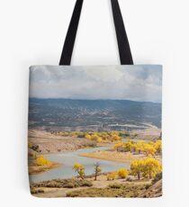 Green River Color Tote Bag