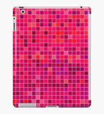 Red Mosaic [iPhone / iPad / iPod Case] iPad Case/Skin