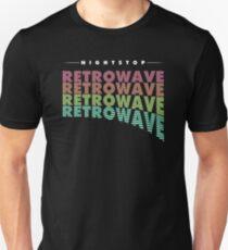 NightStop - Retrowave Edition Unisex T-Shirt