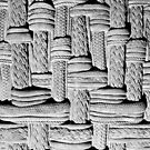 Embossed Concrete Wall Art by HoskingInd