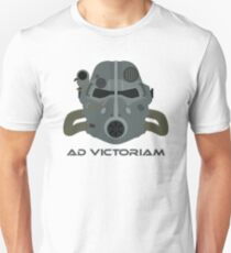 Brotherhood of Steel T-45 Helmet T-Shirt