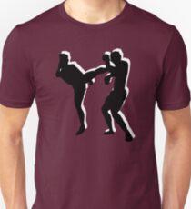 kickboxing t-shirt Unisex T-Shirt