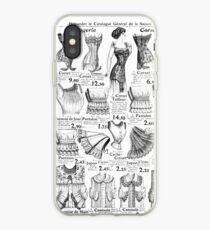 1909 Paris Fashion iPhone Case