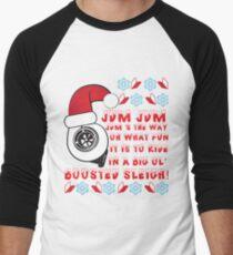JDM Xmas Baseball ¾ Sleeve T-Shirt