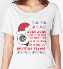 JDM Xmas Relaxed Fit T-Shirt