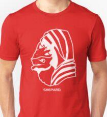 Wrex. Shepard. T-Shirt