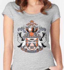 Duck Hunter Women's Fitted Scoop T-Shirt
