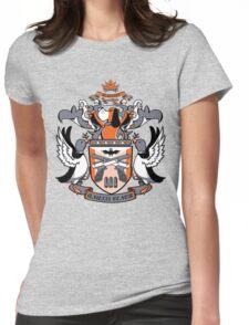Duck Hunter Womens Fitted T-Shirt
