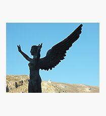 Greek Statue Photographic Print