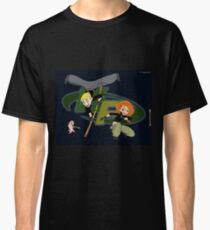 Kim Possible Flow Arts Classic T-Shirt