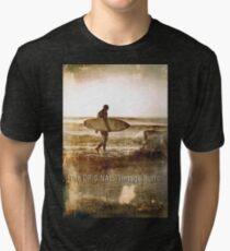 The Original Vintage Surfer Tri-blend T-Shirt