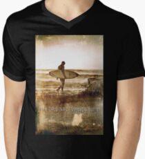 The Original Vintage Surfer Men's V-Neck T-Shirt