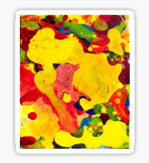 Abstract 70 Sticker