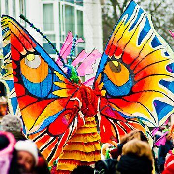 Bremen Carnivale 2012 by pseudoimagery