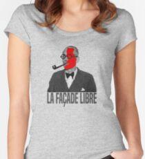 La Façade Libre Women's Fitted Scoop T-Shirt