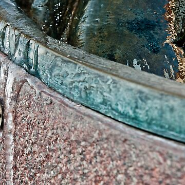 Frozen Bath Water by pseudoimagery